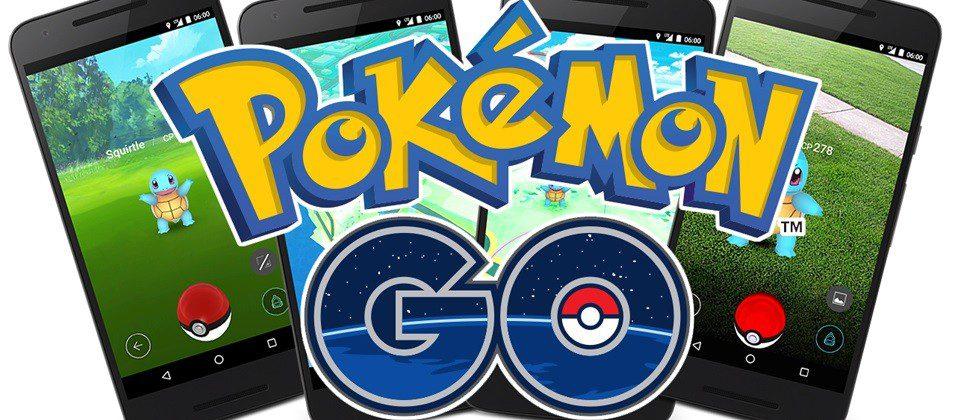 Pokémon Go no ambiente de trabalho?