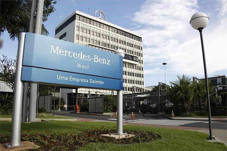 Mercedes-Benz propõe acordo aos colaboradores