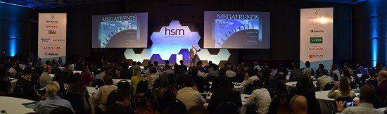 Neil Rackham fala para executivos brasileiros sobre novas de tendências em negócios