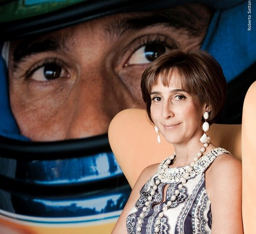 Viviane Senna é uma das maiores influenciadoras do LinkedIn