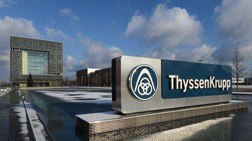 Tyssenkrupp abre novas vagas