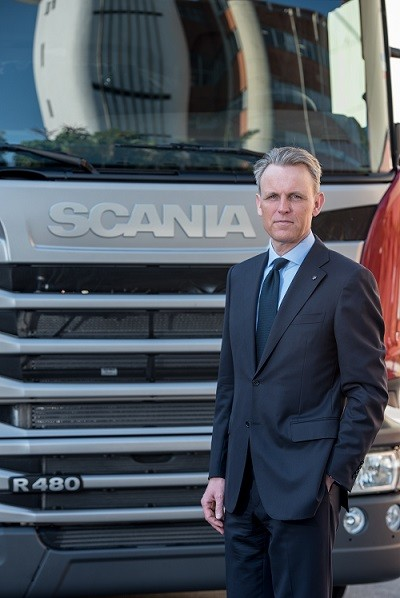 Photo of Scania anuncia novo presidente para as operações comerciais
