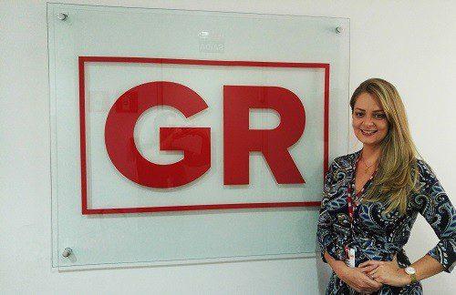Grupo GR anuncia nova gerente de RH