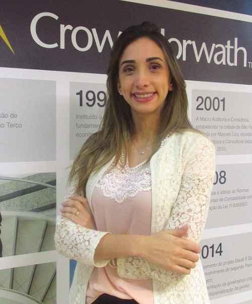 Rosana Marques assume a Gestão de Pessoas da Crowe Horwath