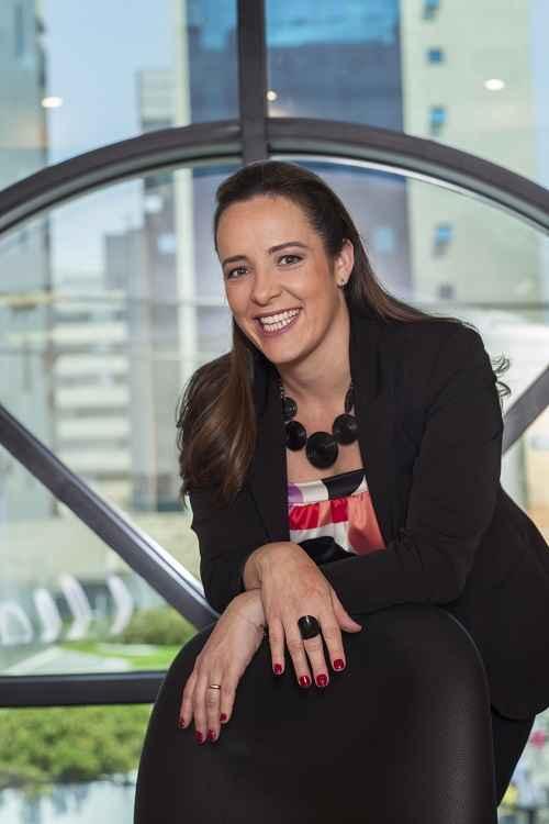Juliana Zan está entre os 100 RHs Mais Admirados do Brasil