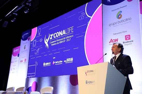 Photo of Inclusão, diversidade e igualdade de gêneros marcam o CONALIFE 2017