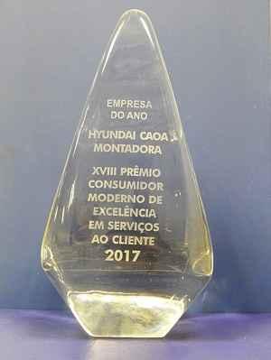 Hyundai Caoa é eleita a empresa do ano