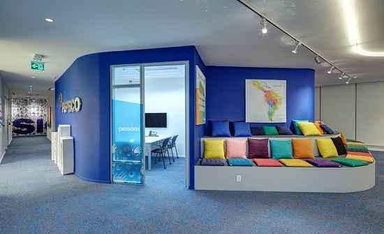 Novo escritório da Pepsico reúne dinamismo, autonomia e criatividade