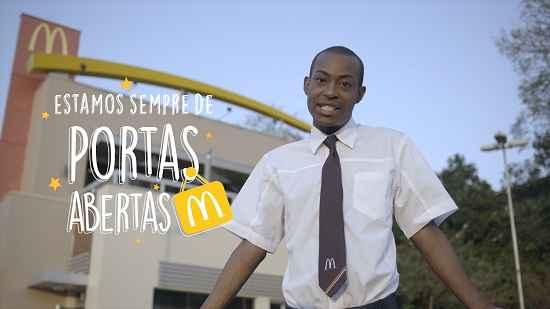 Photo of McDonald's lança segundo filme com Phellyx, o gerente