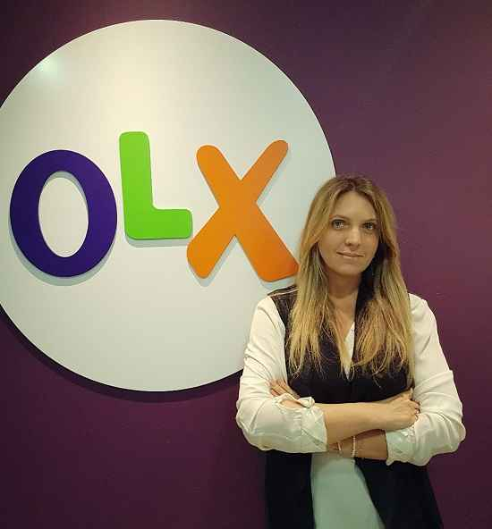 Photo of Giselle Tachinardi é a nova diretora da OLX