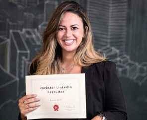 LinkedIn premia melhor recrutadora social do Brasil em 2017