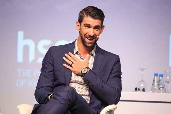 Michael Phelps e a sua incansável busca pela excelência
