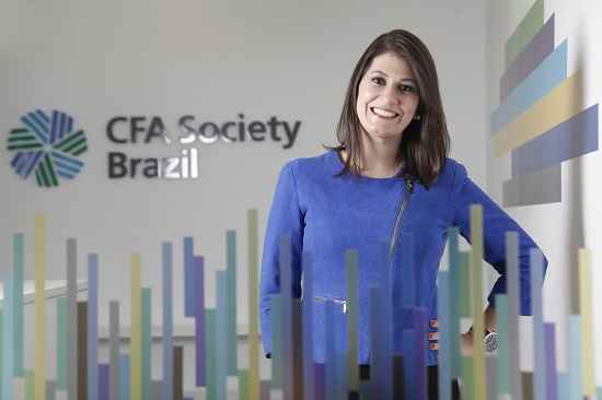 Adriana Barreto assume diretoria executiva