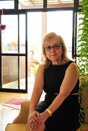 Leyla Nascimento é a nova presidente da WFPMA