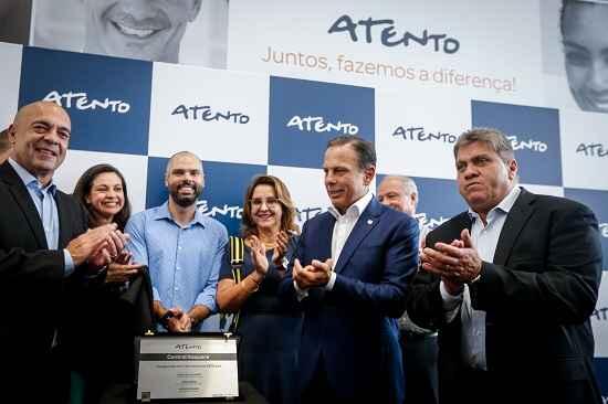 Atento inaugura nova central de relacionamento em São Paulo