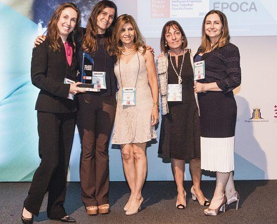Bristol-Myers Squibb é a 5ª melhor empresa para a mulher trabalhar no Brasil