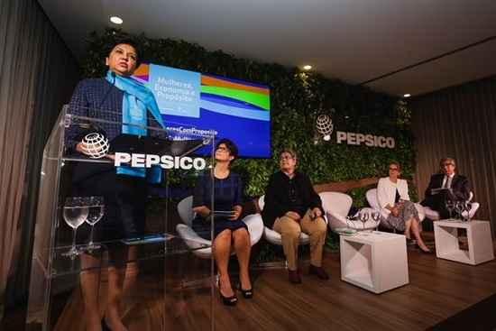 """Pepsico lança """"mulheres com propósito"""" no Brasil"""