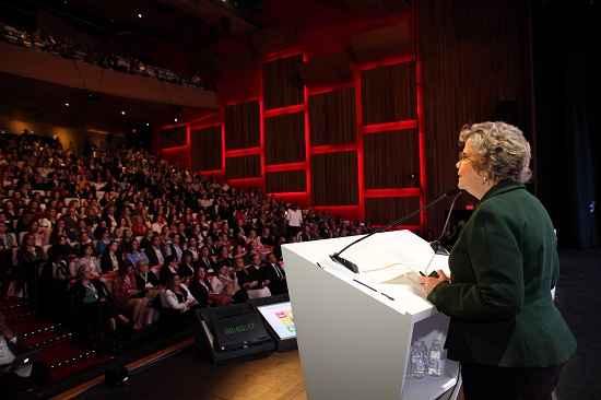 CONALIFE: painéis destacam a contribuição das mulheres para um mundo colaborativo
