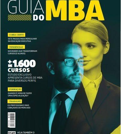 Estadão lança terceira edição do Guia do MBA com mais de 1600 cursos para diversos perfis