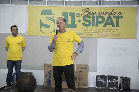 11º edição da SIPAT reúne mais de 400 colaboradores da MPD