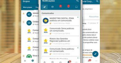 Empresa aposta em aplicativo para comunicação com colaboradores