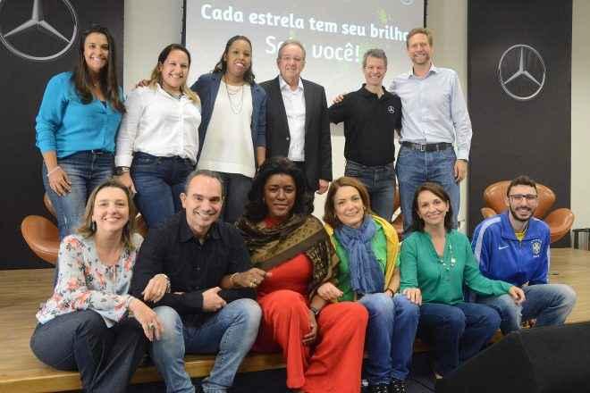 Photo of Mercedes-Benz promove debate sobre diversidade