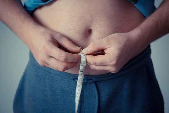 A evolução da obesidade no Brasil