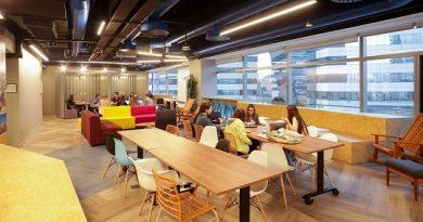 Nova sede da Unilever Brasil se adapta às novas formas de trabalho