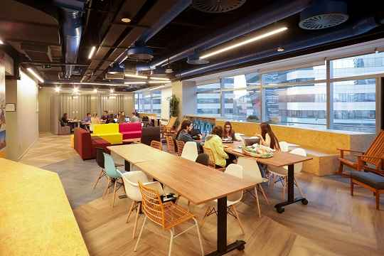 Photo of Nova sede da Unilever Brasil se adapta às novas formas de trabalho