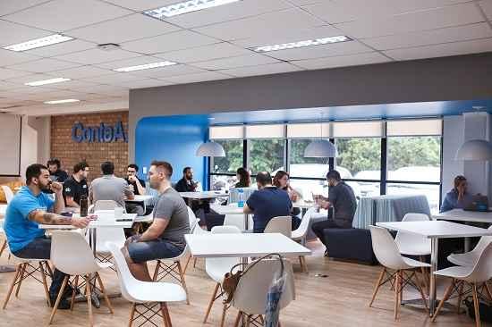 Conta Azul é uma das empresas mais atraentes para trabalhar