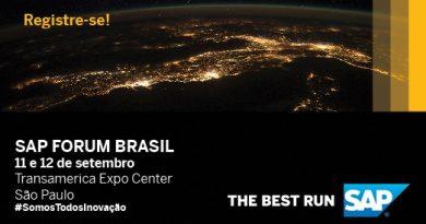 Cases de sucesso serão apresentados no SAP Forum Brasil