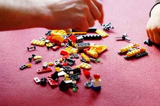 Lego: o lúdico no desenvolvimento de soluções em empresas