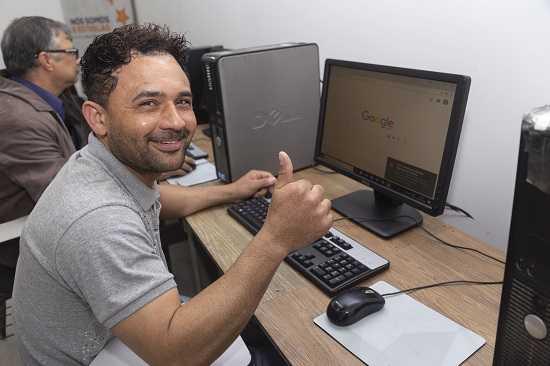 MPD oferece formação digital para seus colaboradores de campo