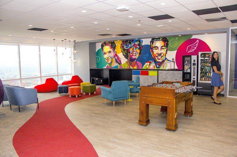 Edenred Brasil inaugura novo escritório em Alphaville