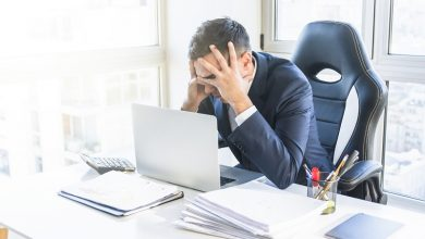 Esgotamento profissional: doenças autoimunes, hipertensão e depressão