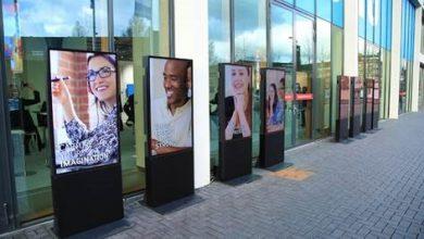 Cinco vantagens da sinalização digital para os negócios