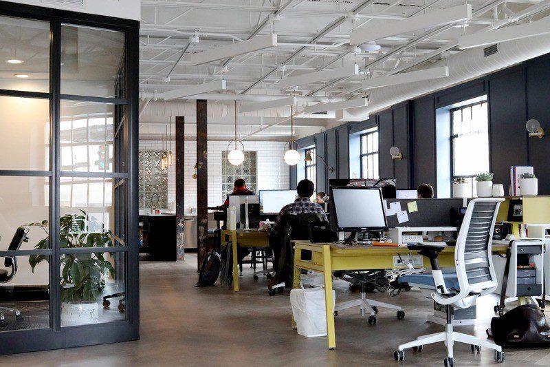 Como o espaço de trabalho pode afetar na produtividade das equipes