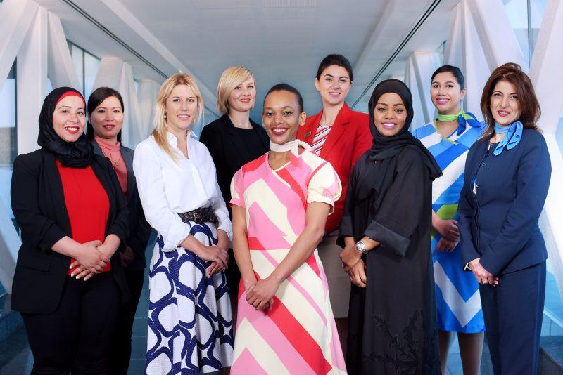 Emirates homenageia suas colaboradoras no Dia Internacional da Mulher