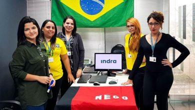 Photo of Indra celebra no Brasil seu primeiro hackday para potencializar o talento feminino dentro da companhia