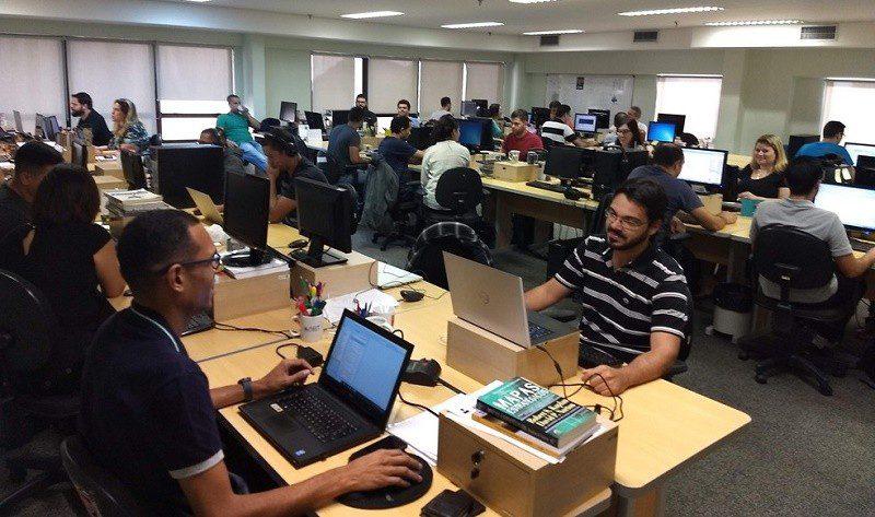 Novas vagas abertas para profissionais de tecnologia