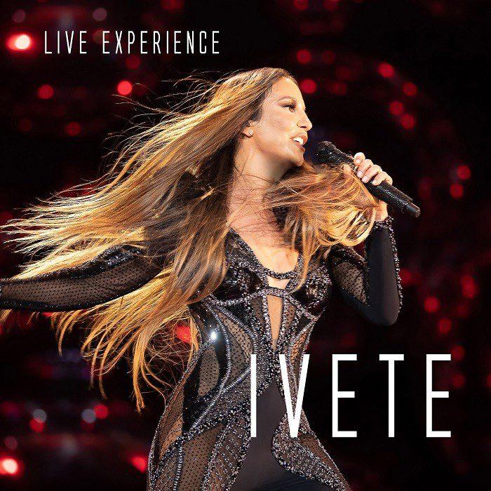 Ivete Sangalo lança projeto Live Experience