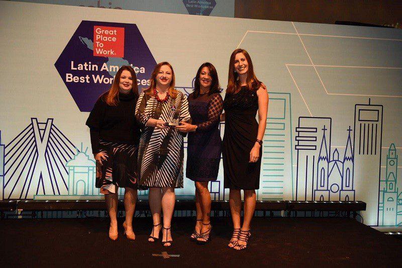 Grupo Sabin está entre as melhores empresas para trabalhar da América Latina