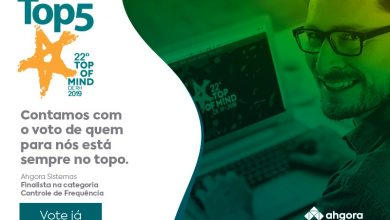 Photo of Prêmio Top of Mind de RH