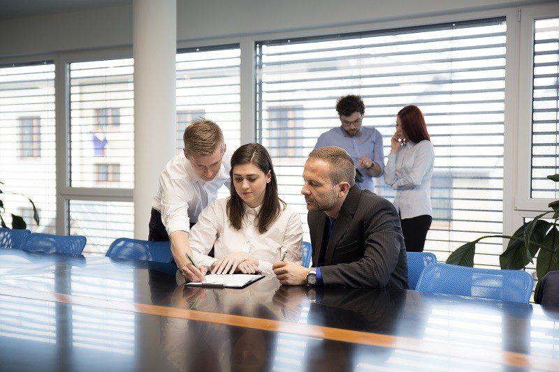 O impacto da comunicação nos funcionários