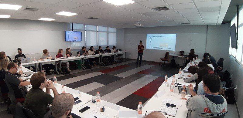 Treinamentos para líderes marcam a primeira etapa do Danone campus brasil