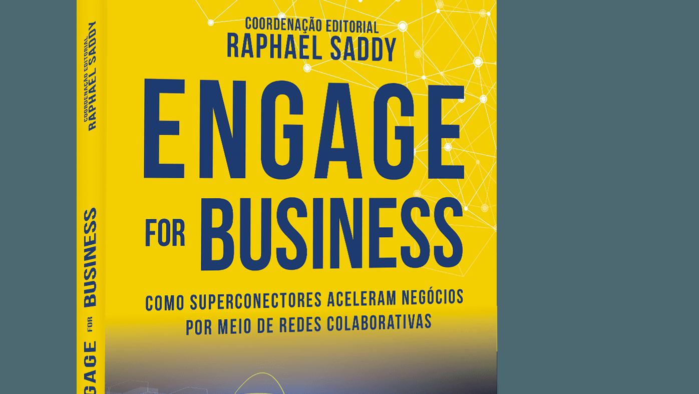 Livro aborda o valor das conexões nos negócios