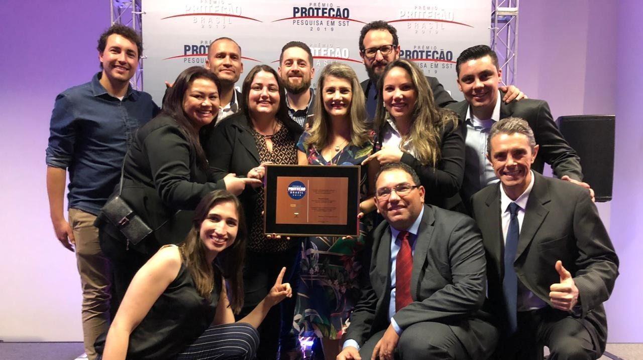 Termotécnica conquista mais um Prêmio Proteção Brasil