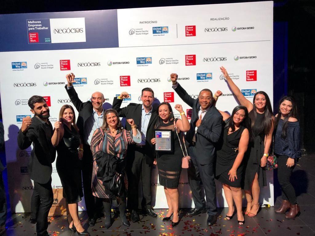 John Deere é eleita como uma das melhores empresas para trabalhar no Brasil