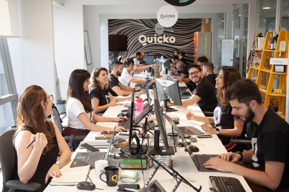 Quicko abre vagas para time de desenvolvedores
