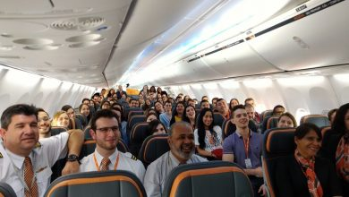 Photo of GOL realiza integração dos novos estagiários em voo e consolida ação inovadora